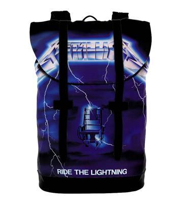 Metallica Metallica Ride the Lightning Heritage Bag Backpack