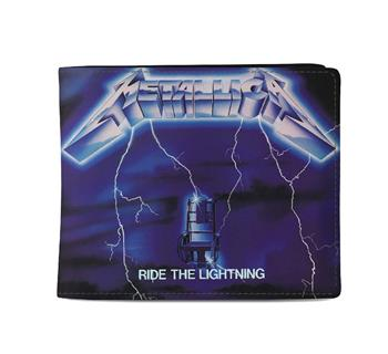 Metallica Metallica Ride the Lightning Wallet