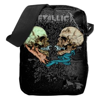 Metallica Metallica Sad But True Cross Body Bag