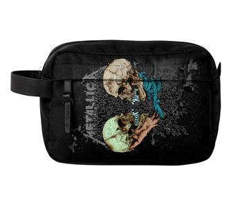 Metallica Metallica Sad But True Toiletry Travel Bag