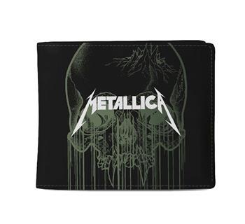 Metallica Metallica Skull Wallet