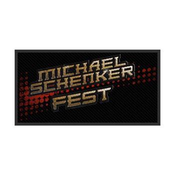 Michael Schenker Logo patch