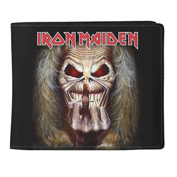 Iron Maiden Middle Finger Wallet