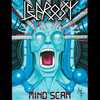 Buy Mind Scan CD by Leprosy