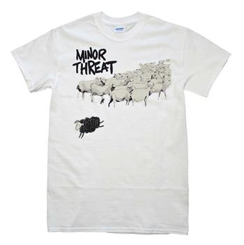 Buy Minor Threat Out of Step T-Shirt by Minor Threat