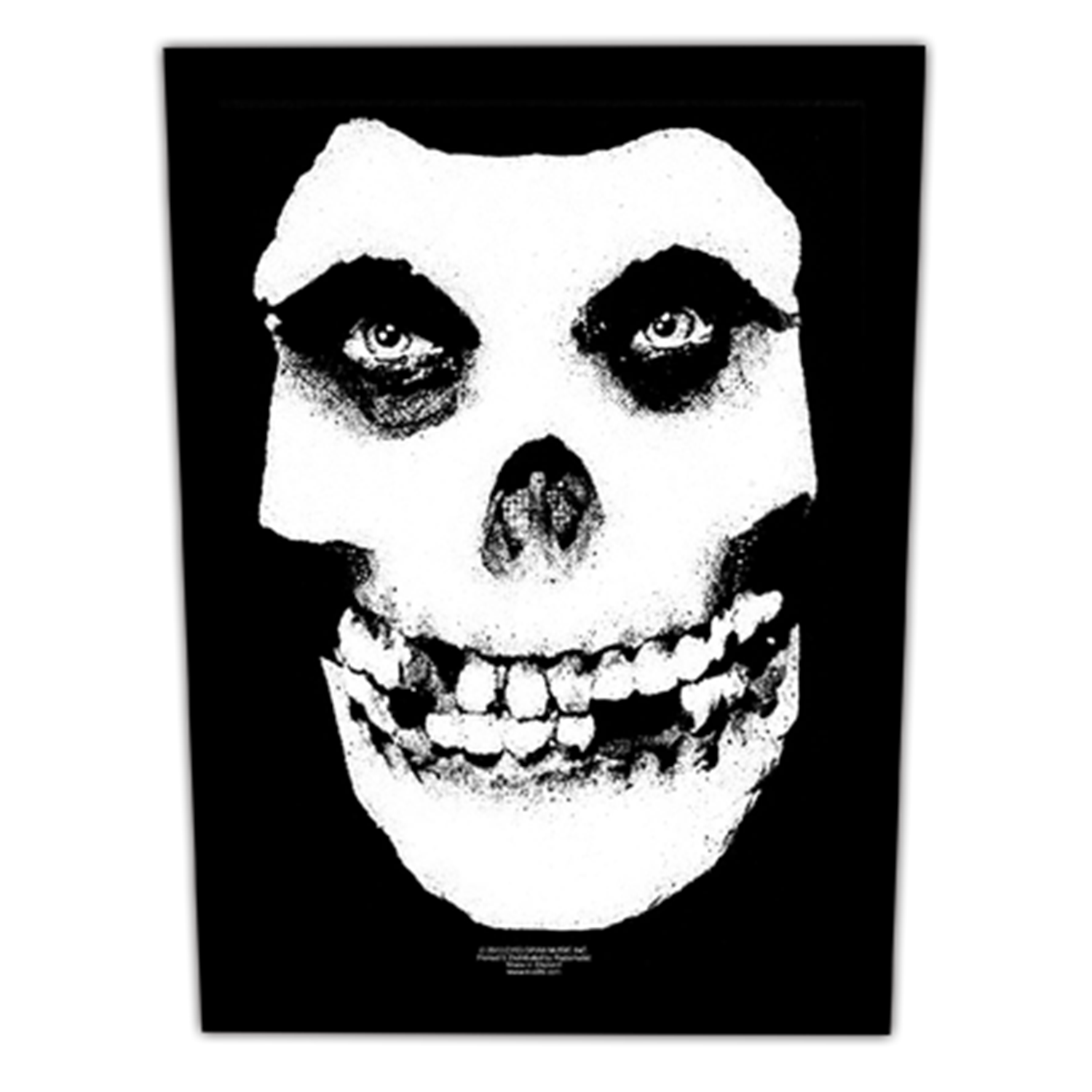 Face Skull Patch