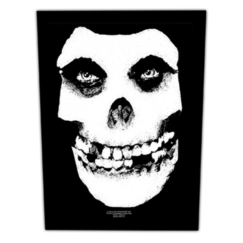 Buy Face Skull Patch by Misfits