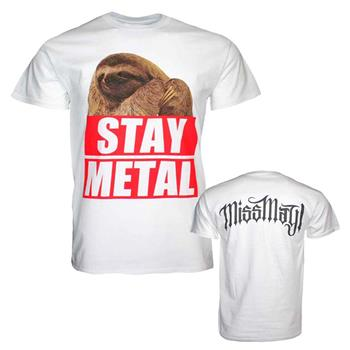 Buy Miss May I Stay Metal Sloth T-Shirt by Miss May I