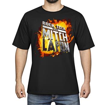 Rock Talk Mitch Lafon Logo