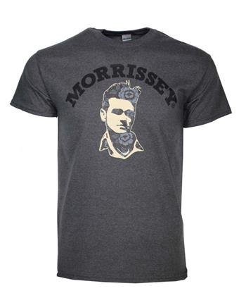 Morrissey Morrissey Floral Head T-Shirt