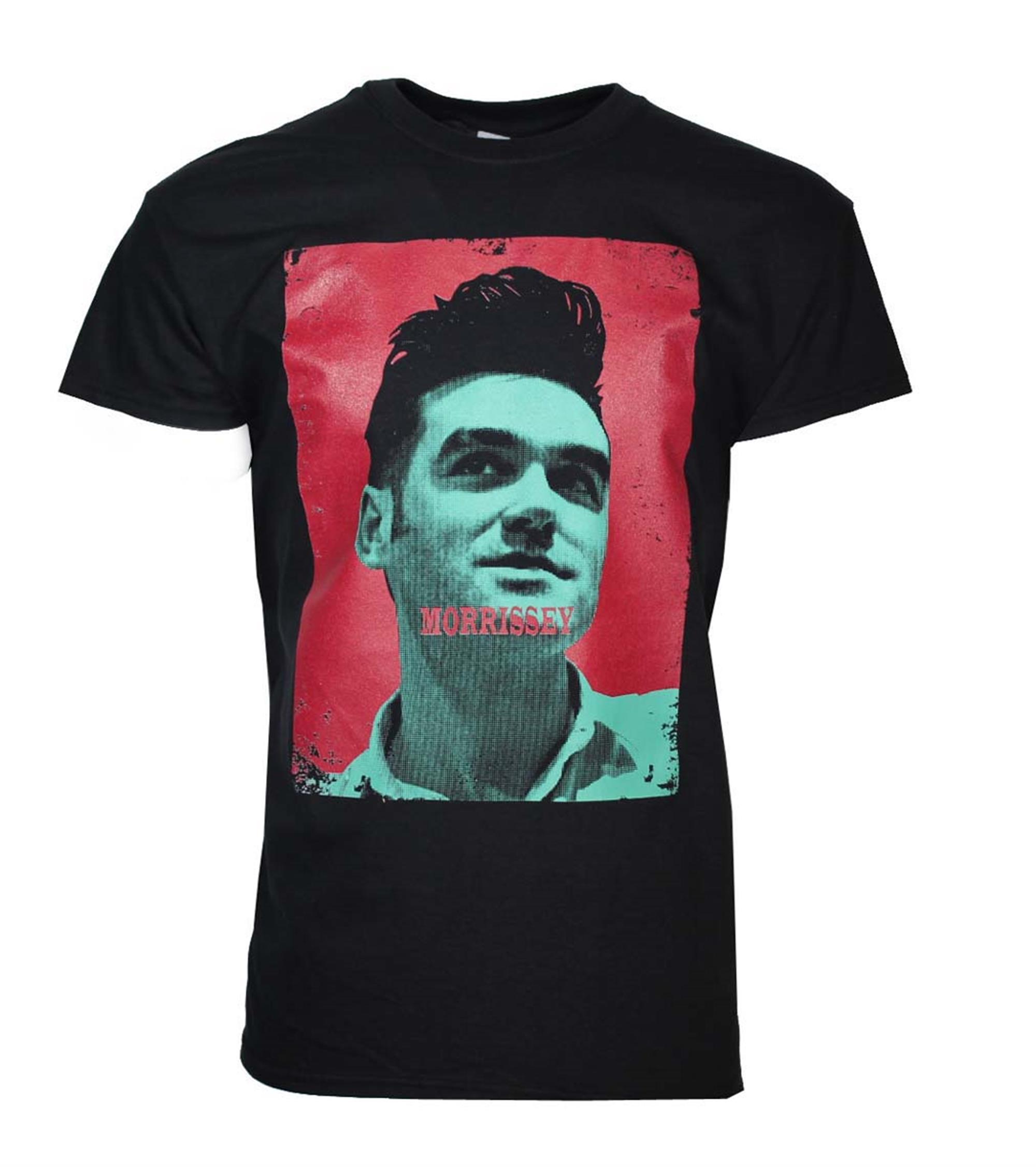 Morrissey Latin Pink T-Shirt