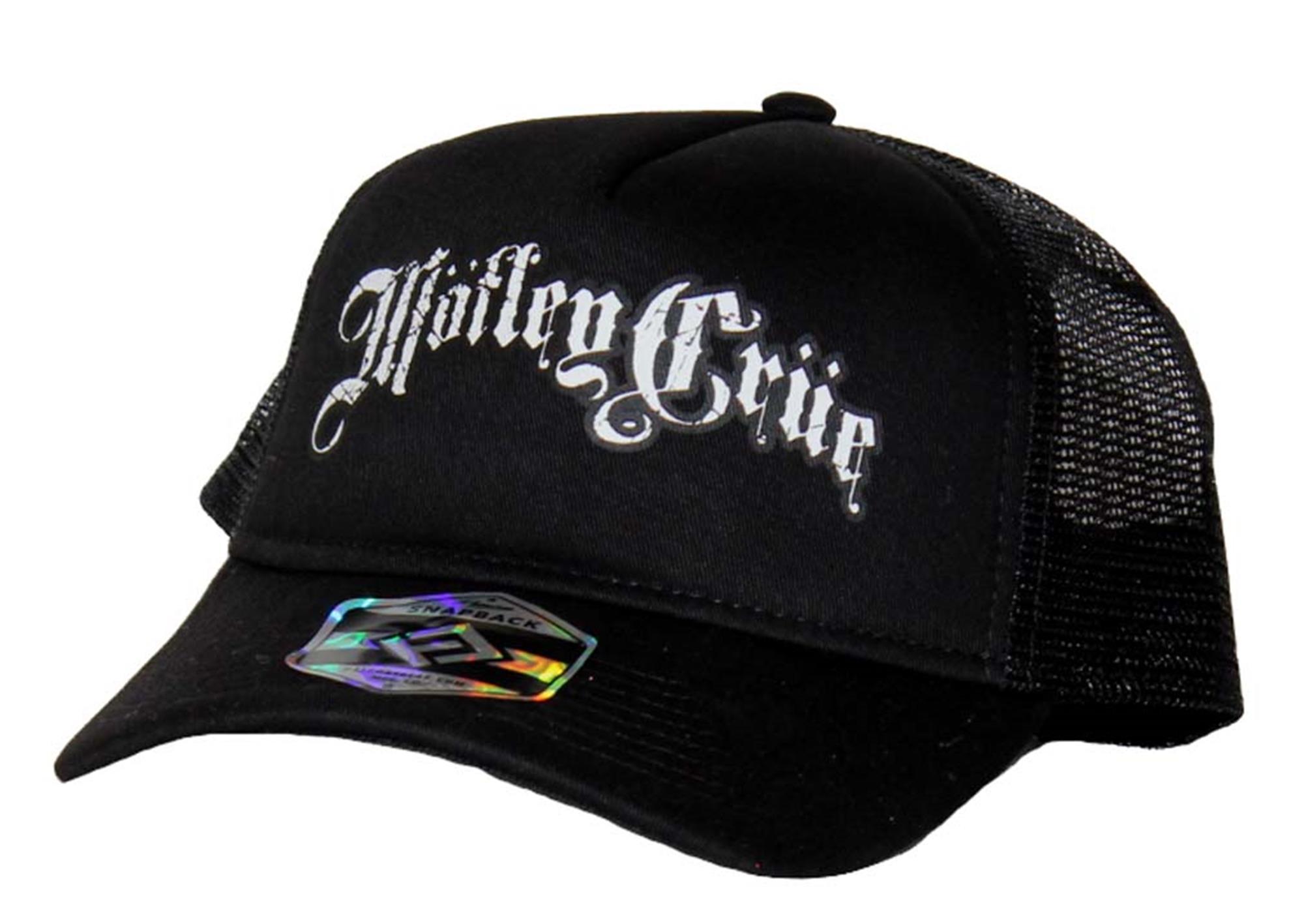 Motley Crue 5 Panel Trucker Hat
