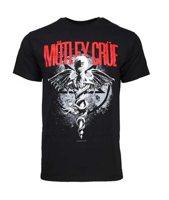 Buy Motley Crue Dr. Feelgood T-Shirt by Motley Crue