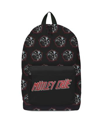 Motley Crue Motley Crue Heavy Metal Power Backpack