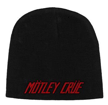 Motley Crue Red Logo