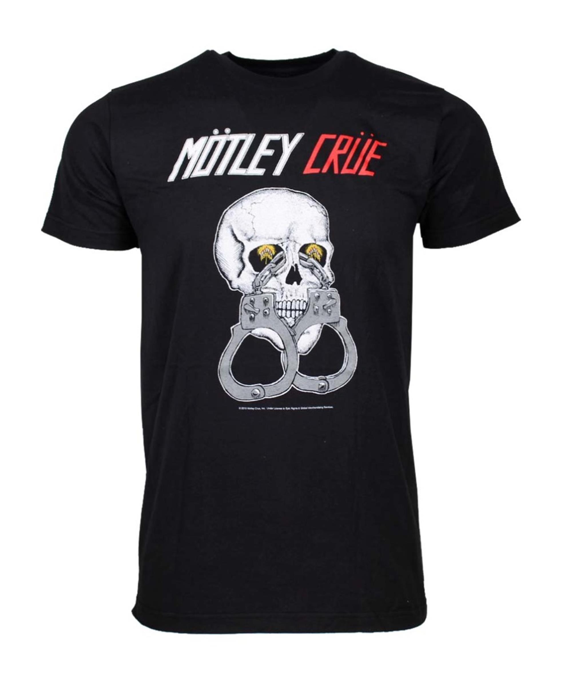 Motley Crue Shout At The Devil Tour T-Shirt