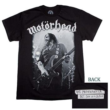 Buy Motorhead 49/51 T-Shirt by Motorhead