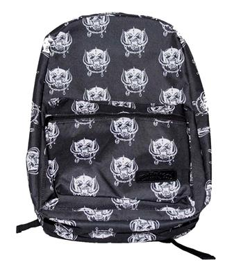 Buy Motorhead All Over Print Backpack by Motorhead