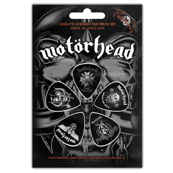 Motorhead Bad Magic (Guitar Pick Set)