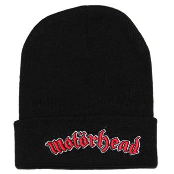 Buy Motorhead Knit Beanie by Motorhead