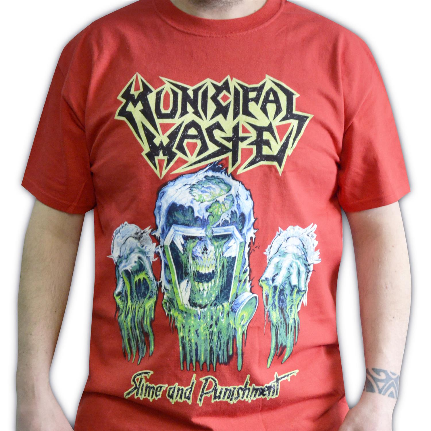 Slime And Punishment T-Shirt