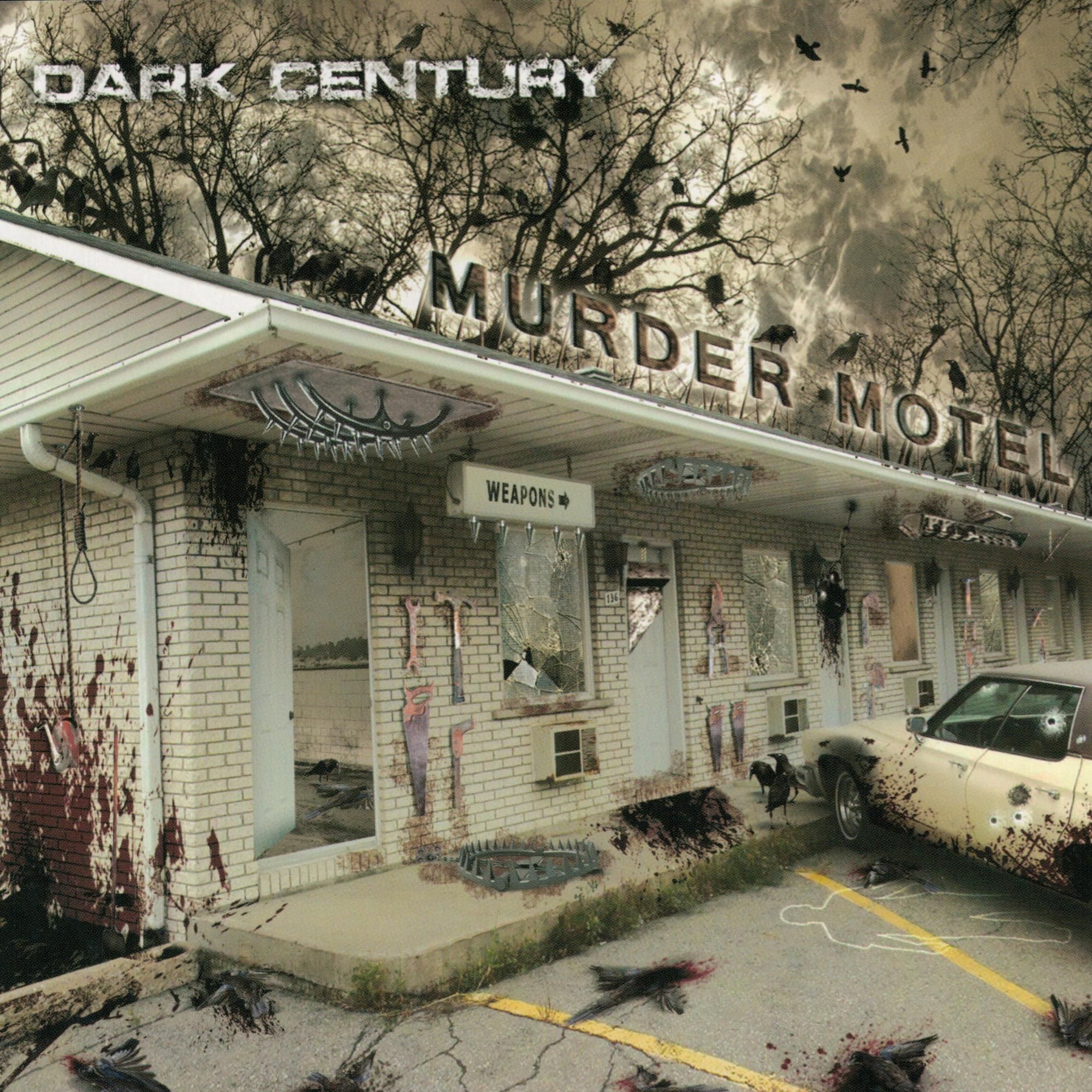 Murder Motel CD