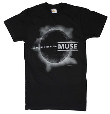 Buy MUSE Eclipse T-Shirt by Muse
