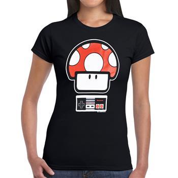 Mario Bros Nitendo Mushroom Controller