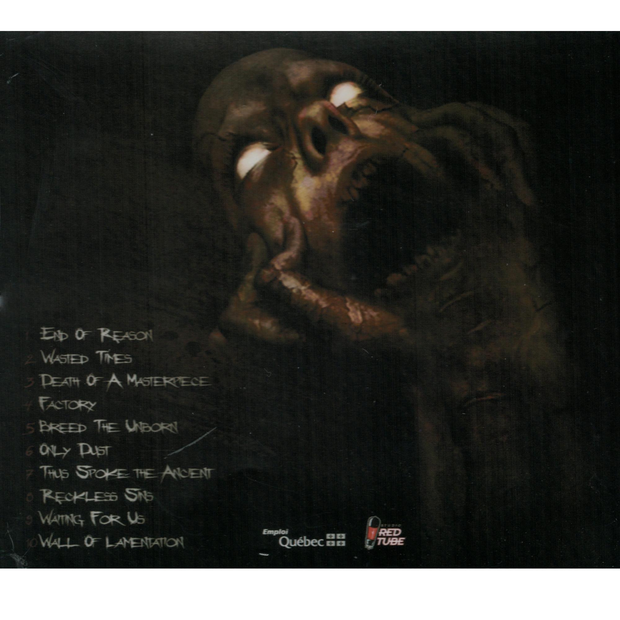 N'Absen Of An Deal CD