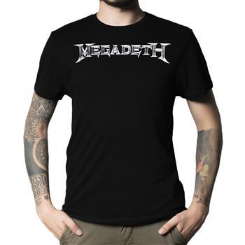 Megadeth Name Logo