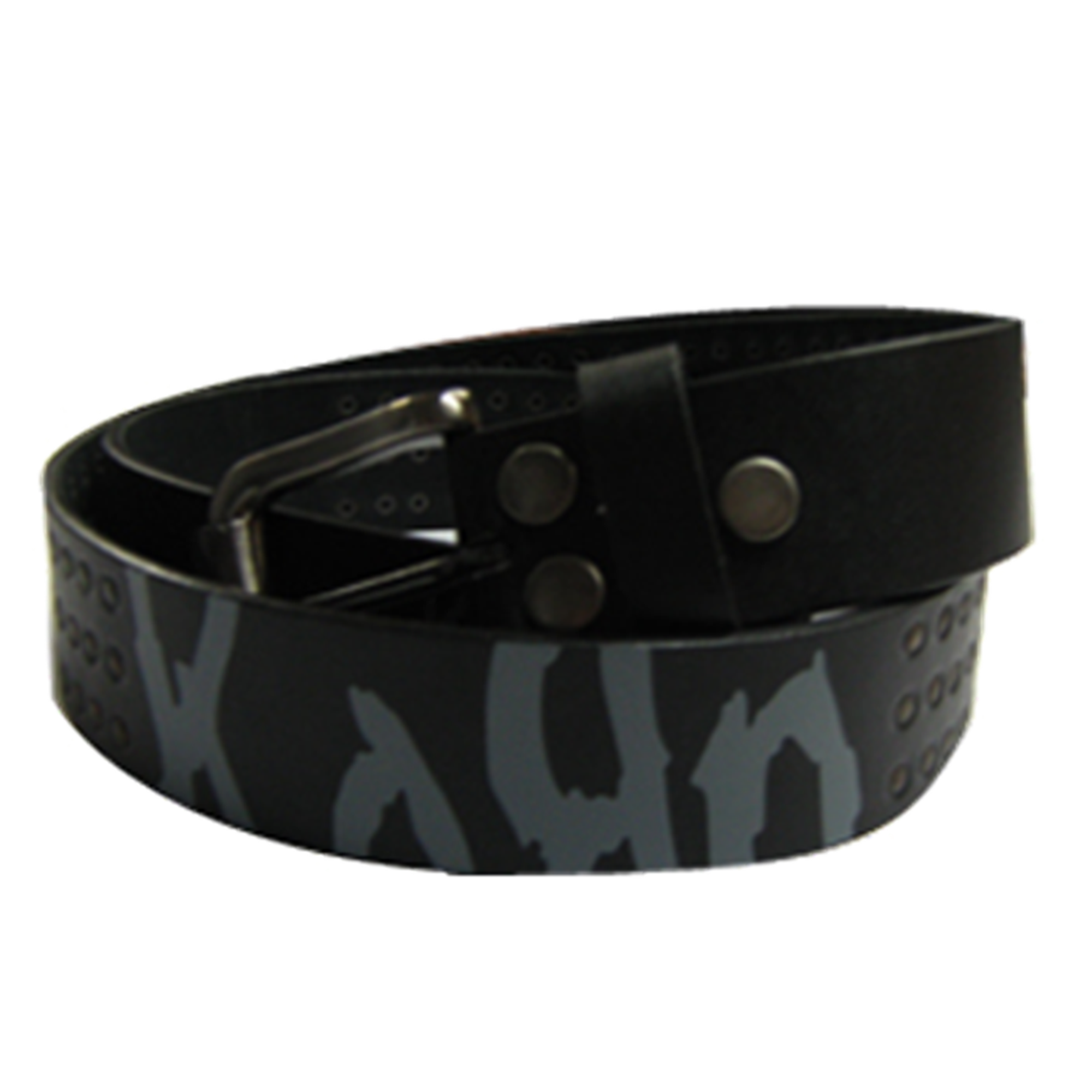 Name Logo Belt