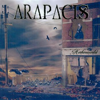 Arapacis Netherworld CD