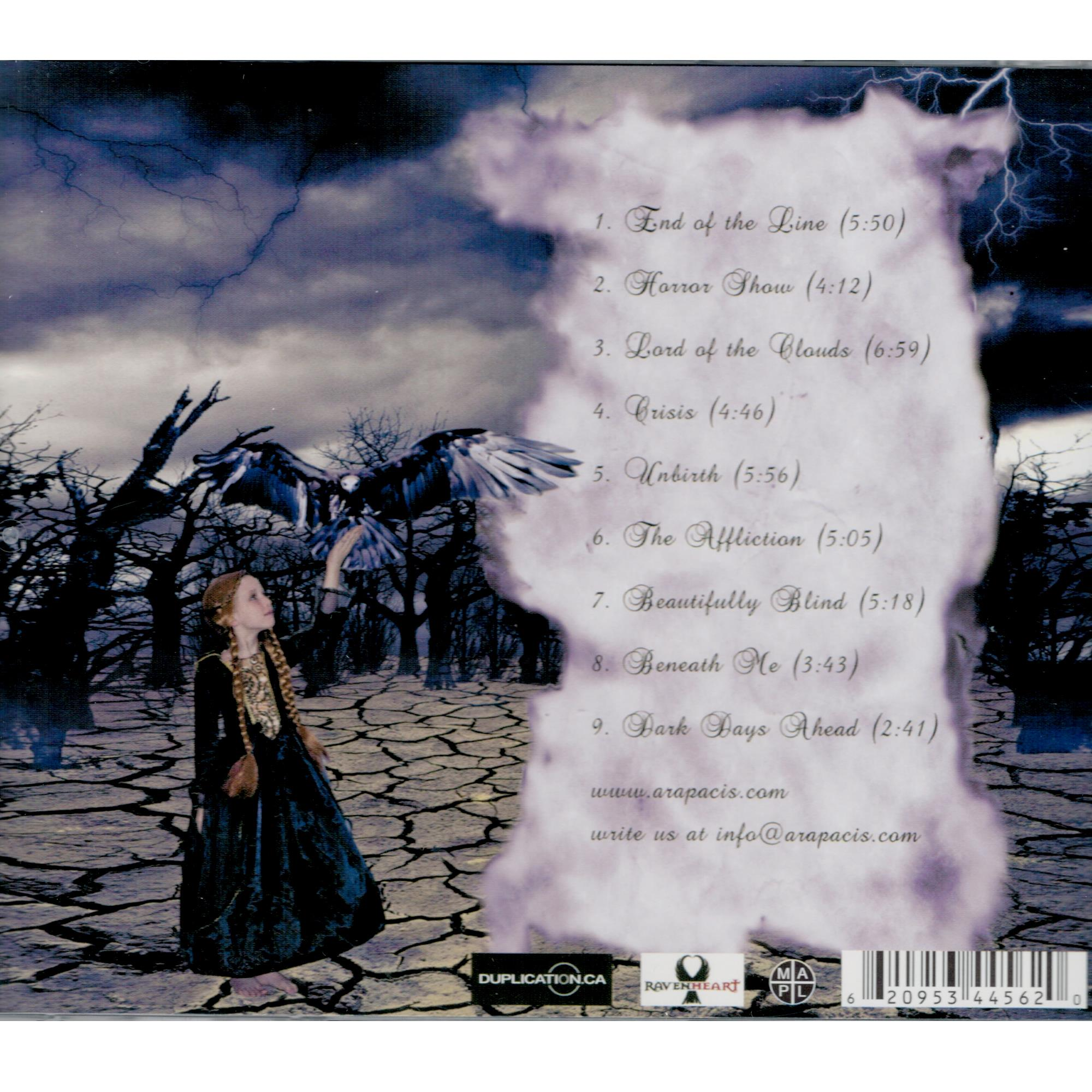 Netherworld CD