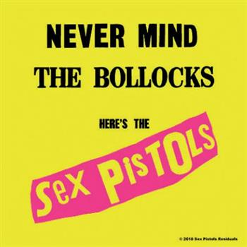 Sex Pistols Never Mind The Bollocks