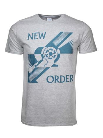 New Order New Order Everything's Gone Green T-Shirt