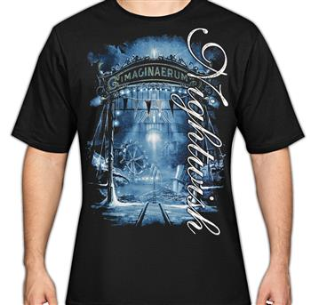 Nightwish Imaginaerium Tour Dates T-Shirt