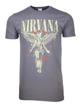 Buy Nirvana Galaxy In Utero T-Shirt by Nirvana
