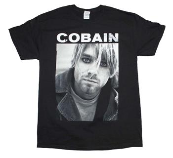 Buy Kurt Cobain Photo T-Shirt by Nirvana