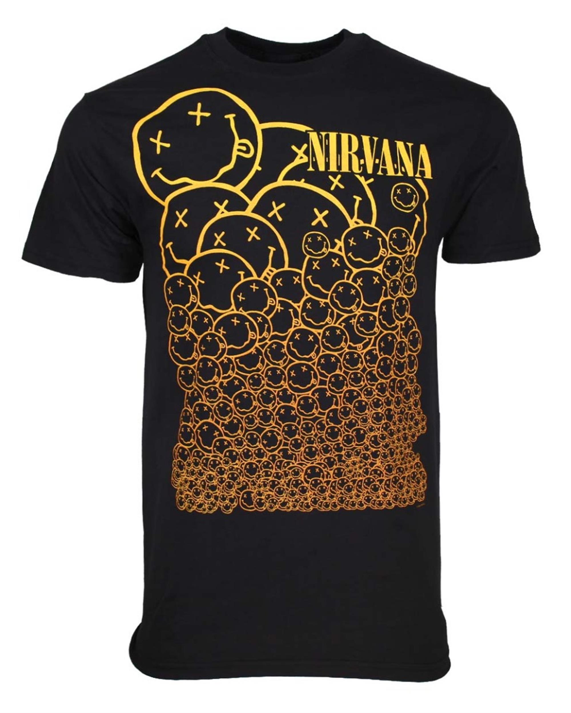 Nirvana Many Smiles T-Shirt