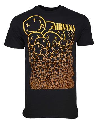 Nirvana Nirvana Many Smiles T-Shirt