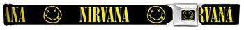 Buy Nirvana Smile Seatbelt Belt (24-38) by Nirvana