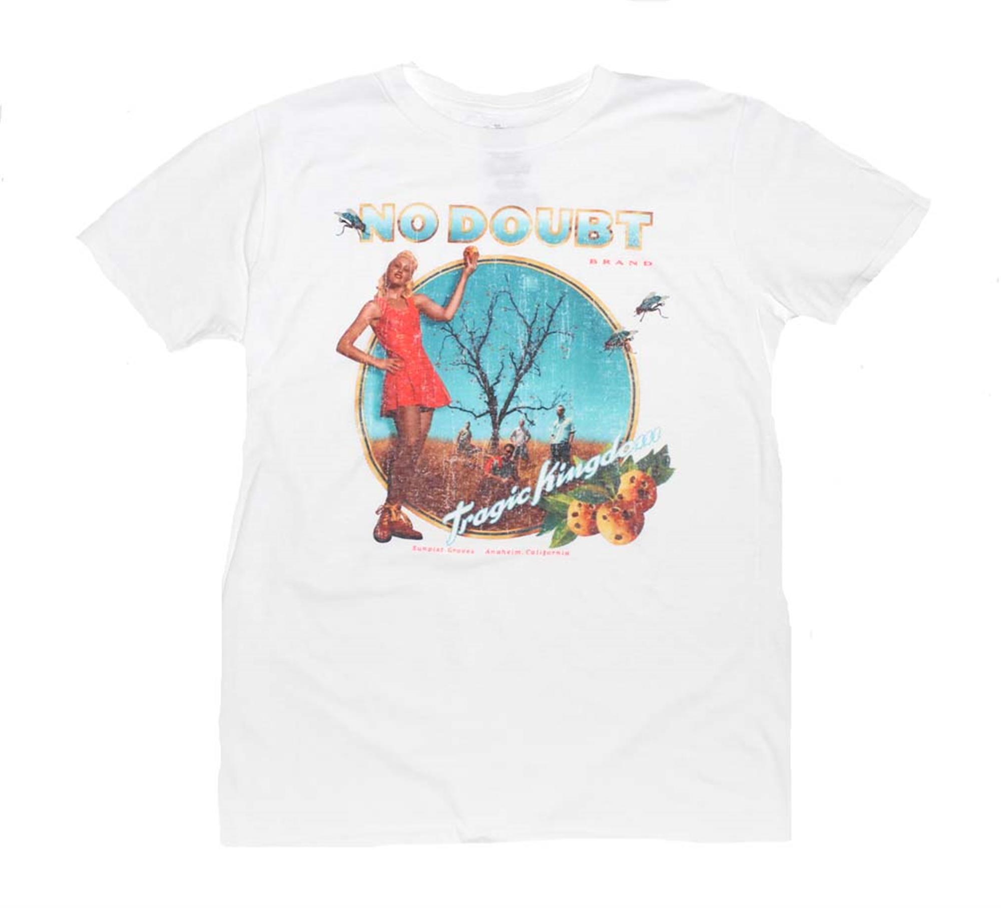 No Doubt Tragic Kingdom T-Shirt