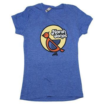 Buy Nora Jones Bird Juniors T-Shirt by Nora Jones