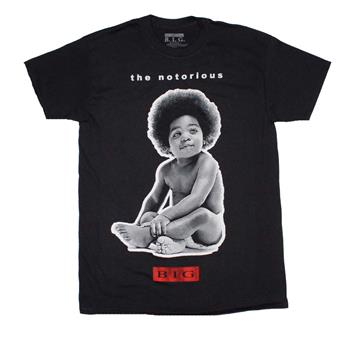 Buy Notorious B.I.G. Big Baby T-Shirt by NOTORIOUS B.I.G.