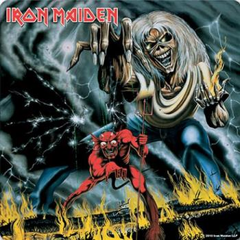 Buy Number Of The Beast Coaster by Iron Maiden