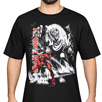 Buy Number Of The Beast (Import) T-Shirt by Iron Maiden