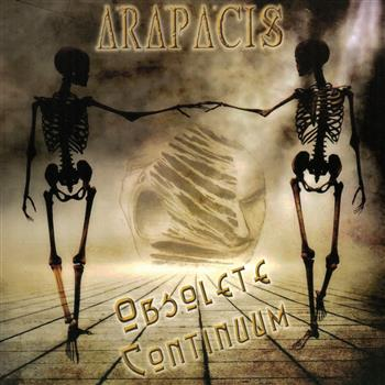 Arapacis Obsolete Continuum CD