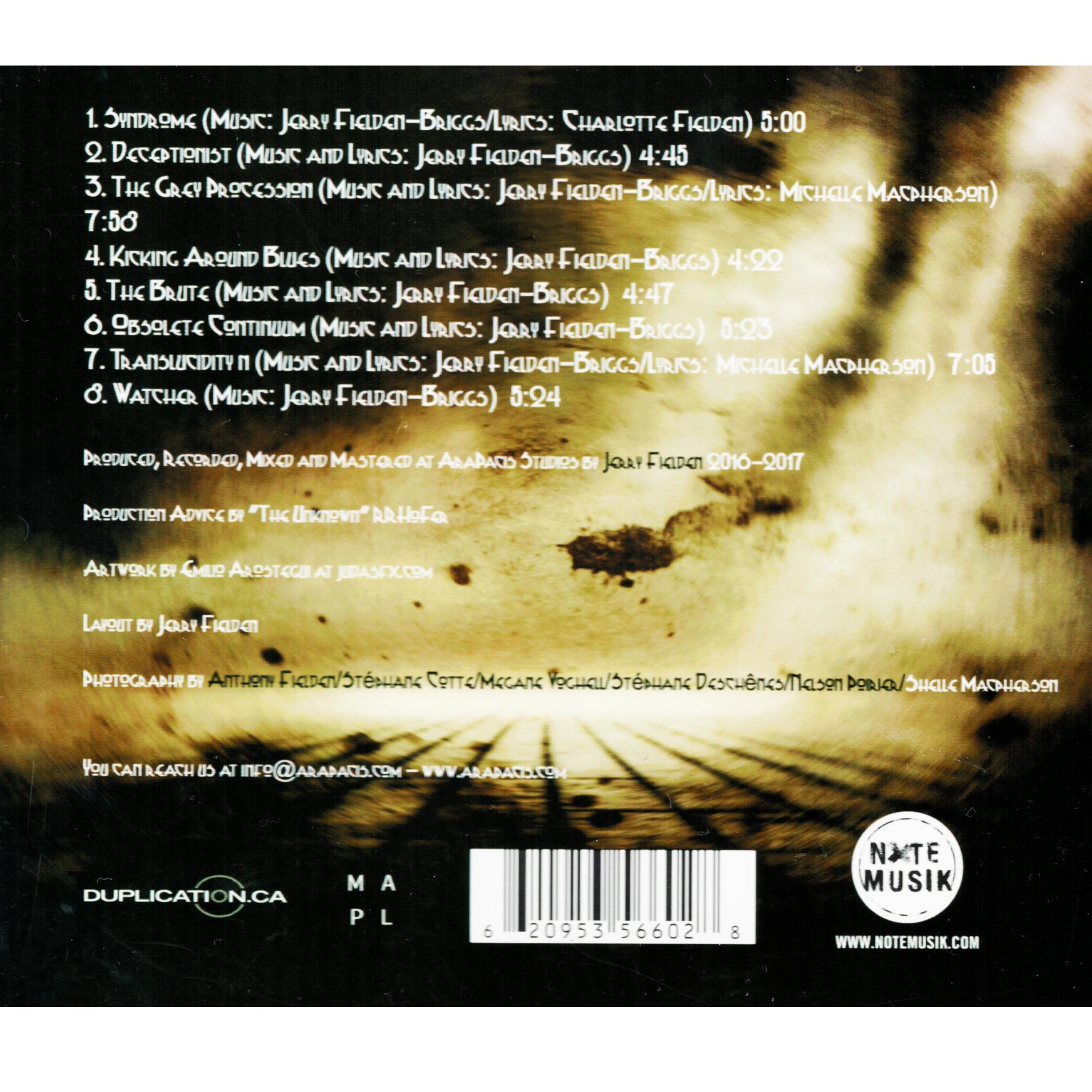 Obsolete Continuum CD