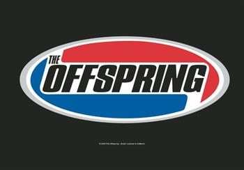 Offspring All American Flag