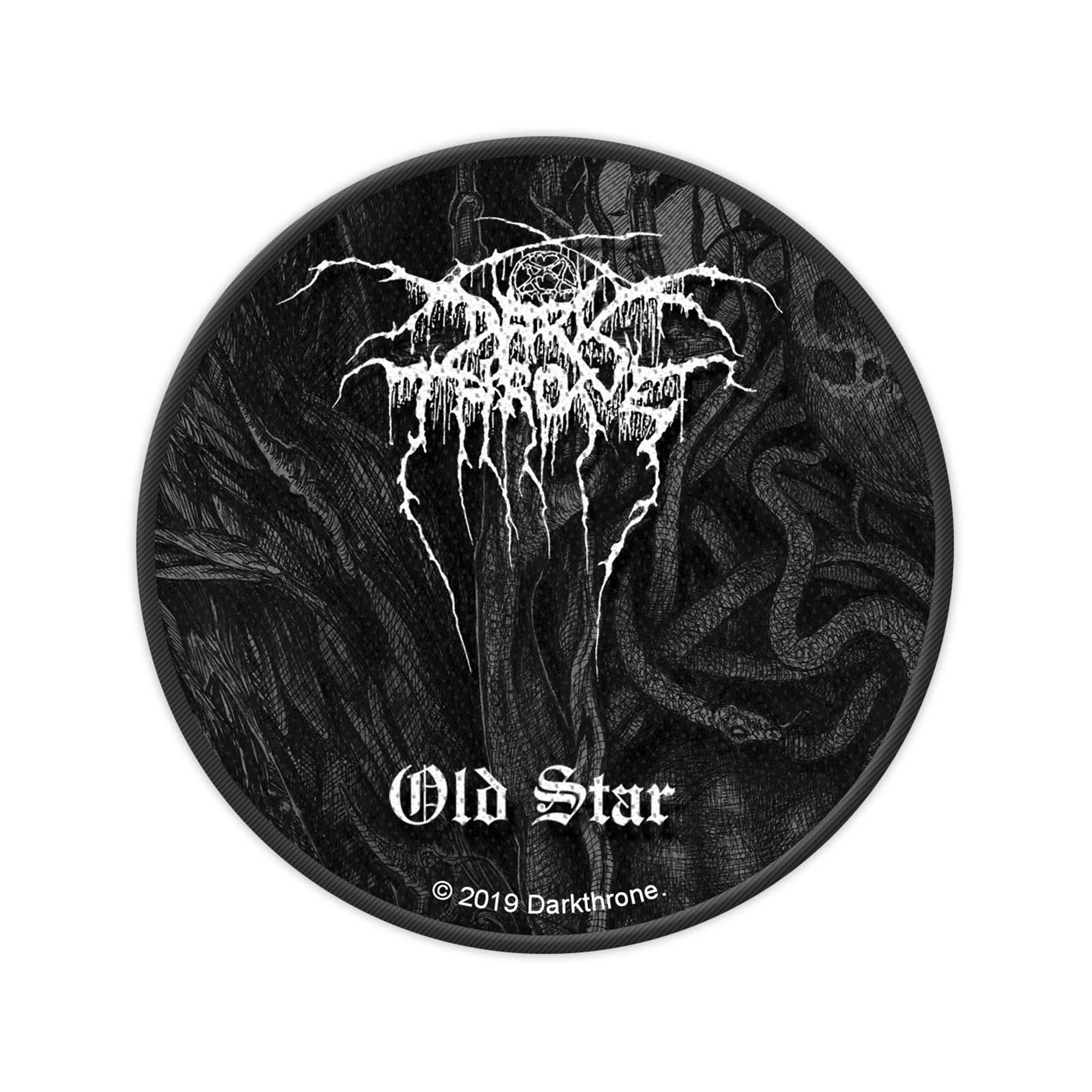 Old Star Patch